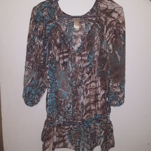 Tina Knowles blouse
